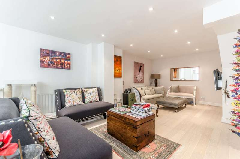 3 Bedrooms House for sale in Island Row, Limehouse, E14
