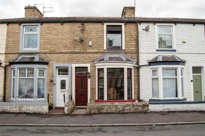 2 Bedrooms Terraced House for sale in Haven St, Burnley