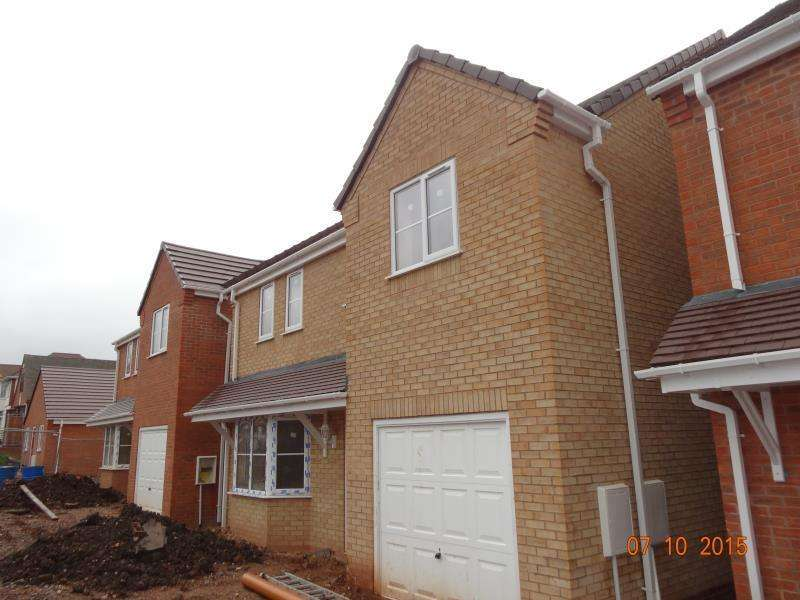 4 Bedrooms Detached House for sale in Anglesey Street, Hednesford