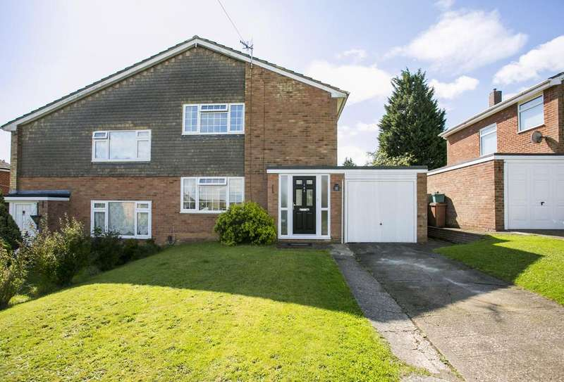 3 Bedrooms Semi Detached House for sale in Oakwood Rise, Tunbridge Wells