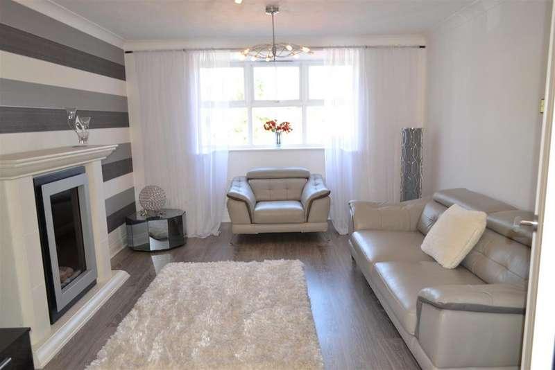 4 Bedrooms Detached House for sale in Keys Park Road, Cannock