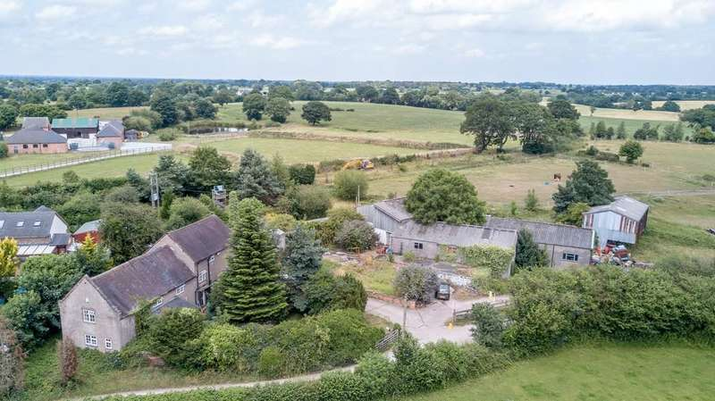 Land Commercial for sale in Development Site, Ivy House Farm
