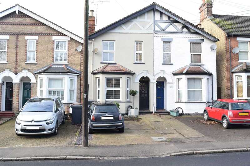 2 Bedrooms Semi Detached House for sale in Main Road, Broomfield, Chelmsford
