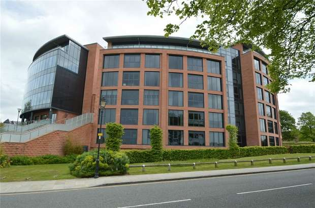 2 Bedrooms Flat for sale in H Q, Nuns Road, Chester, Cheshire