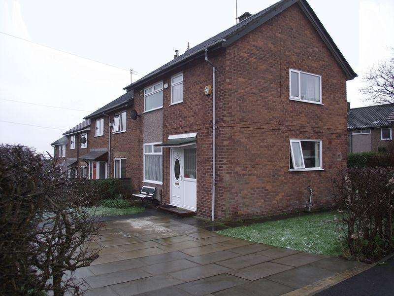 2 Bedrooms Semi Detached House for sale in Lanark Close, Heywood