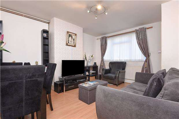 2 Bedrooms Terraced House for sale in Dalton Avenue, MITCHAM, Surrey, CR4