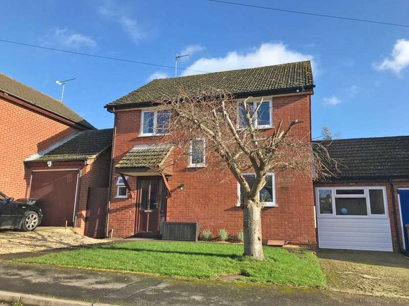 4 Bedrooms Detached House for sale in Kings Orchard, Brightwell-Cum-Sotwell