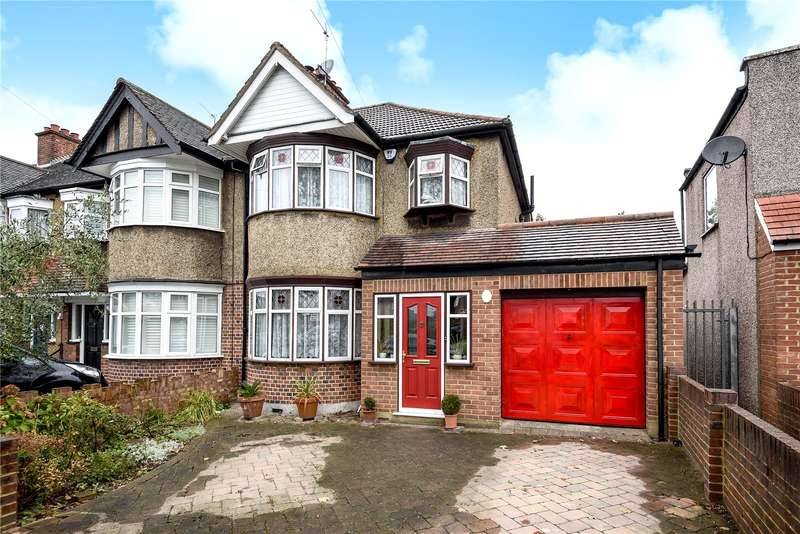 3 Bedrooms End Of Terrace House for sale in Cornwall Road, Ruislip, Middlesex, HA4