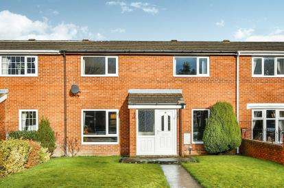 2 Bedrooms Terraced House for sale in Rowan Drive, Brasside, Durham, County Durham, DH1