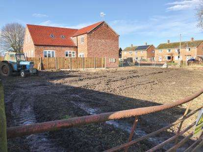 Detached House for sale in Butterwick Road, Freiston, Boston, Lincolnshire