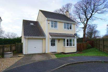 3 Bedrooms Detached House for sale in St Dennis, St Austell, Cornwall