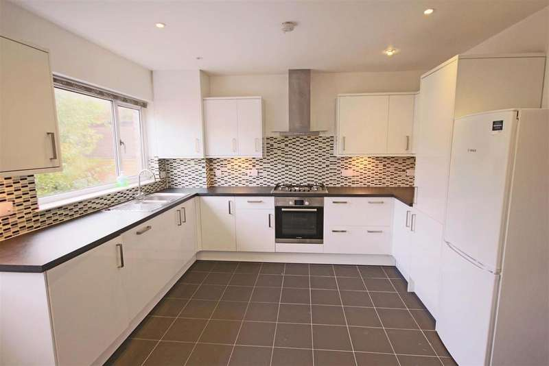 3 Bedrooms Terraced House for sale in Carden Hill, Hollingbury, Brighton