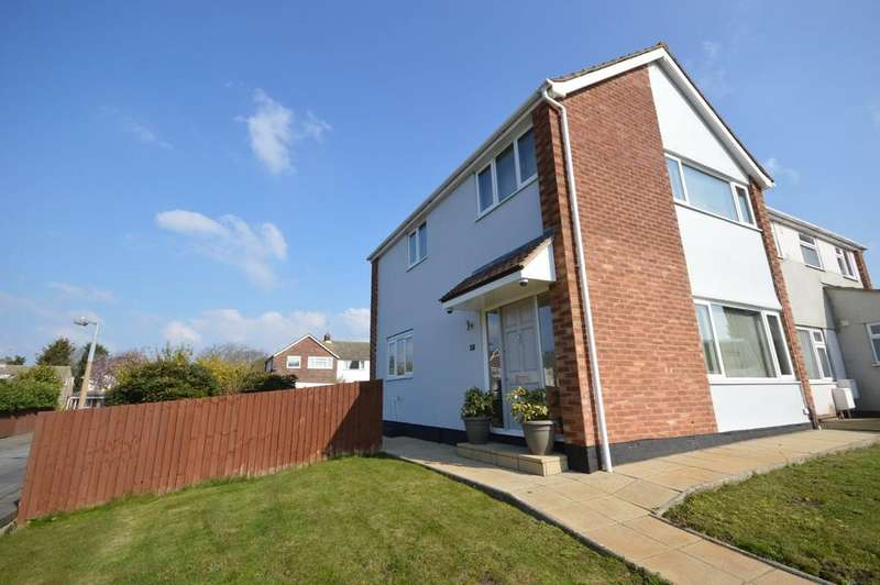 3 Bedrooms Semi Detached House for sale in Churnwood Road, Parsons Heath