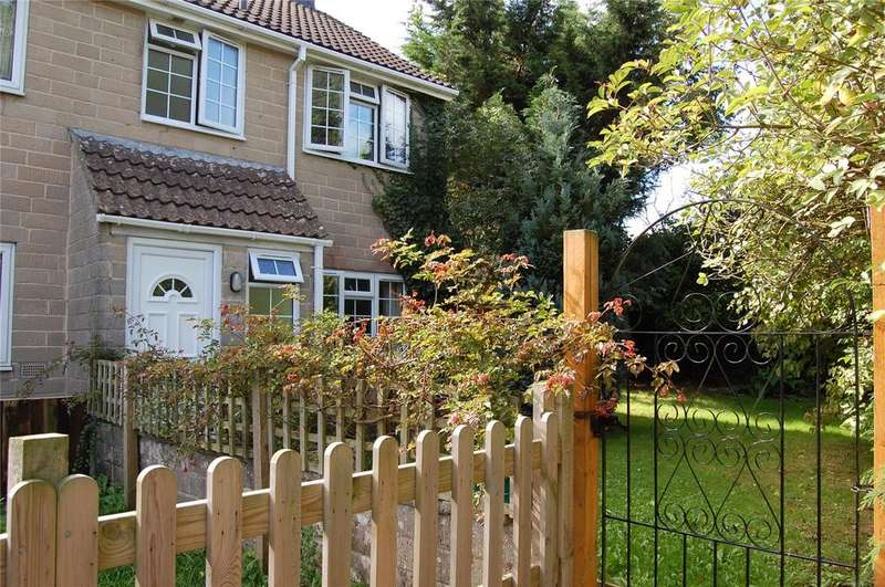 3 Bedrooms End Of Terrace House for sale in Westfield, Bruton, Somerset, BA10