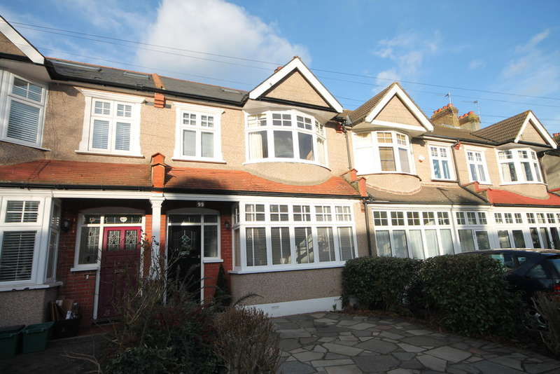 4 Bedrooms Terraced House for sale in Palace View, Bromley