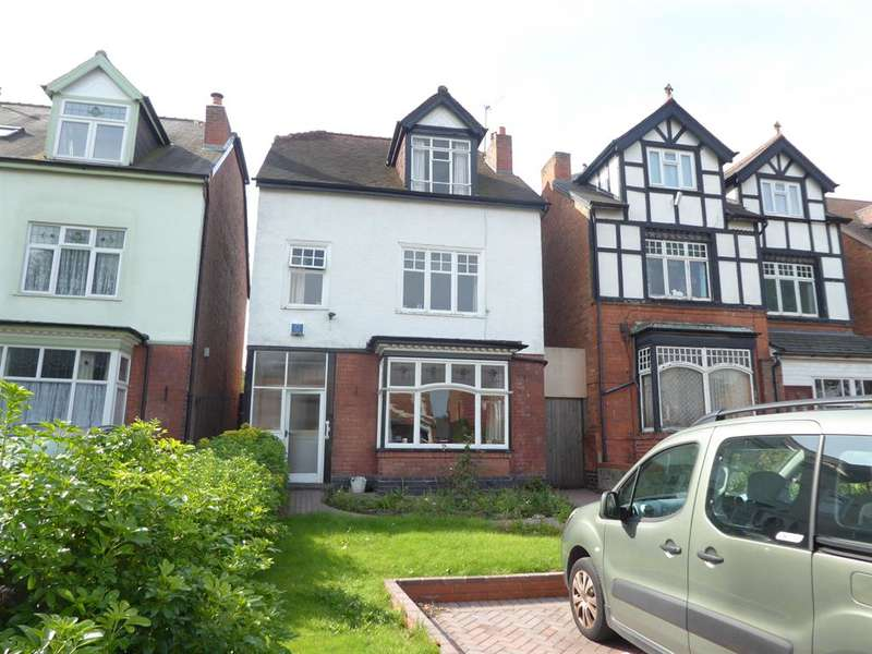 5 Bedrooms Detached House for sale in Sandford Road, Moseley, Birmingham, B13 9BT