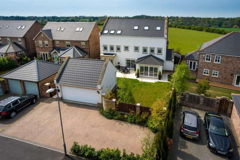 6 Bedrooms Detached House for sale in Portchester Close, Ingleby Barwick