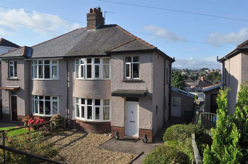 3 Bedrooms Semi Detached House for sale in Barco Terrace, Penrith