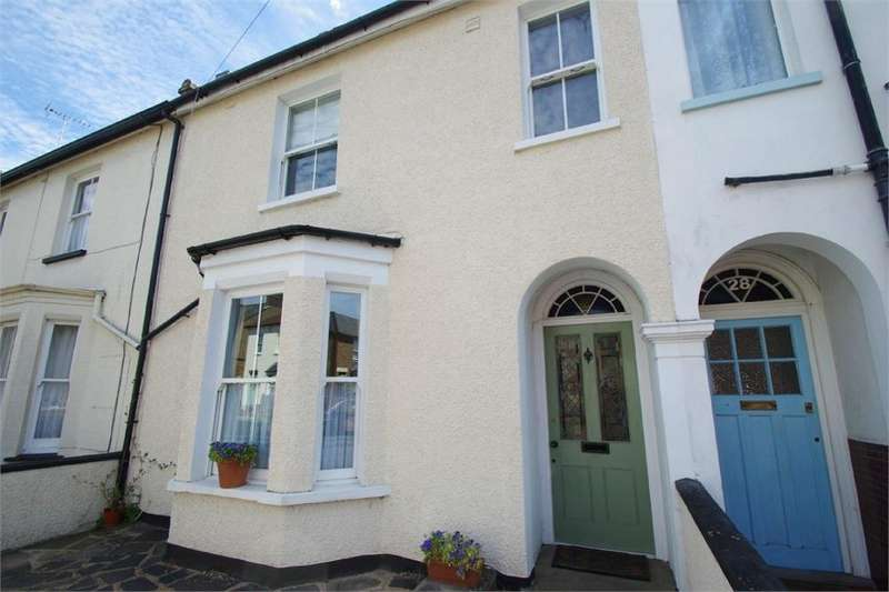 4 Bedrooms Terraced House for sale in Denmark Street, WATFORD, Hertfordshire