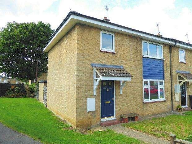 3 Bedrooms End Of Terrace House for sale in Hampden Court, Temple Herdewyke