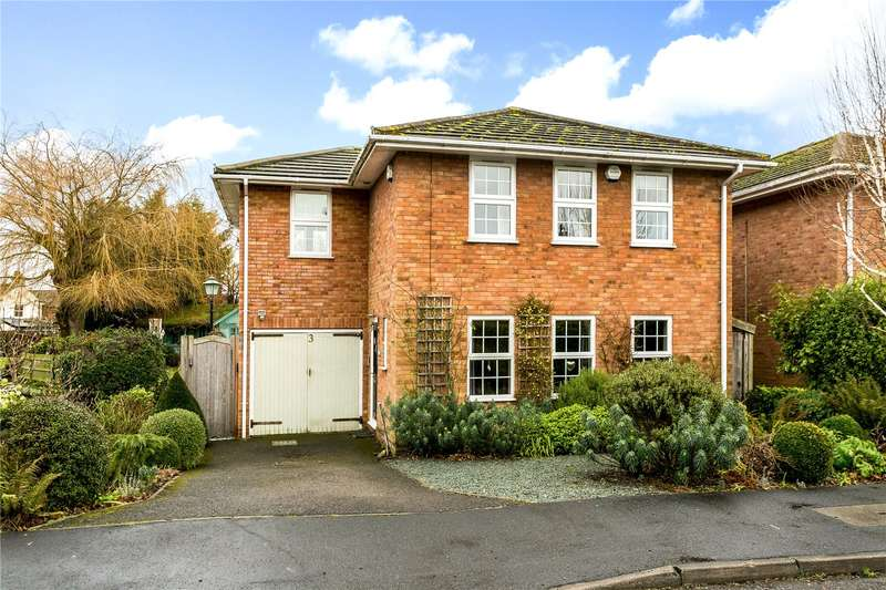 4 Bedrooms Detached House for sale in Millside, Bourne End, Buckinghamshire, SL8