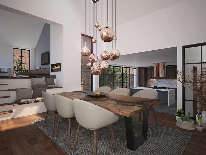 3 Bedrooms House for sale in New End, Hampstead