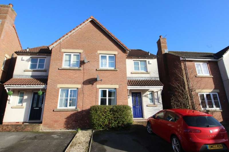 3 Bedrooms Semi Detached House for sale in Alexandra Drive, Carlisle, CA1