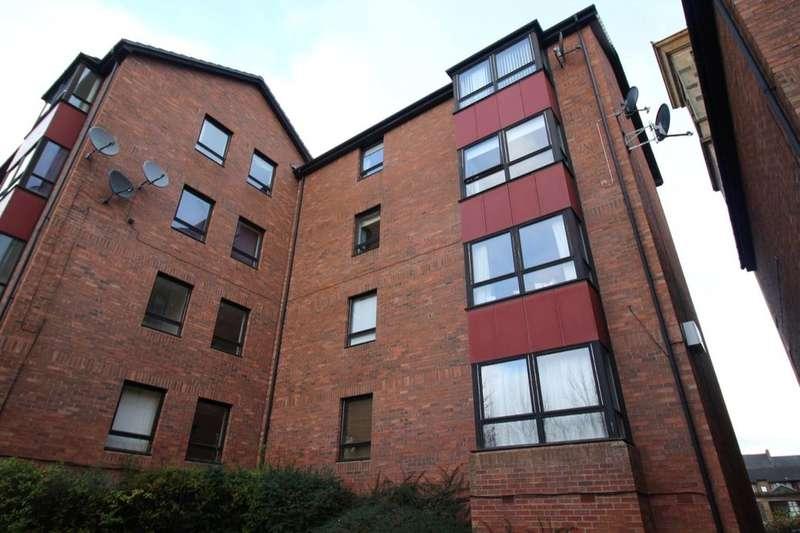 2 Bedrooms Flat for sale in Shepherds Loan, Dundee, DD2
