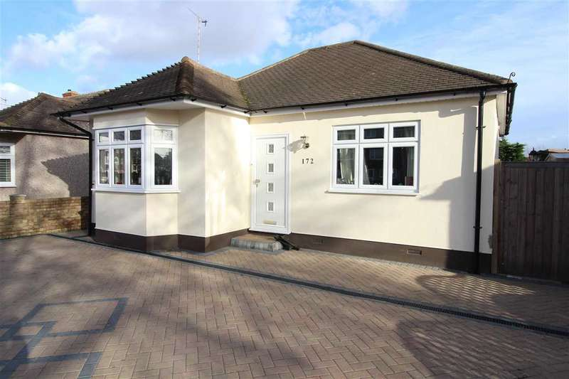 3 Bedrooms Bungalow for sale in Manners Way, Southend on Sea