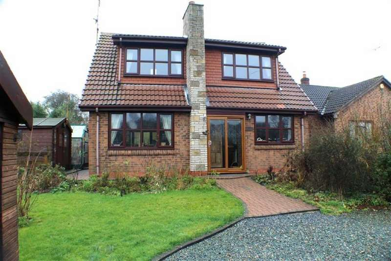 4 Bedrooms Detached House for sale in 1, Thompson Drive, Middleton On The Wolds, East Yorkshire