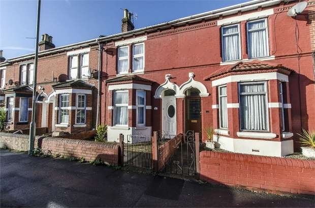 3 Bedrooms Terraced House for sale in Desborough Road, EASTLEIGH, EASTLEIGH, Hampshire
