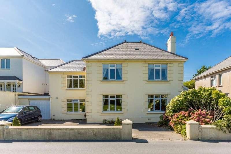 4 Bedrooms Detached House for sale in Fort Road, St. Peter Port, Guernsey