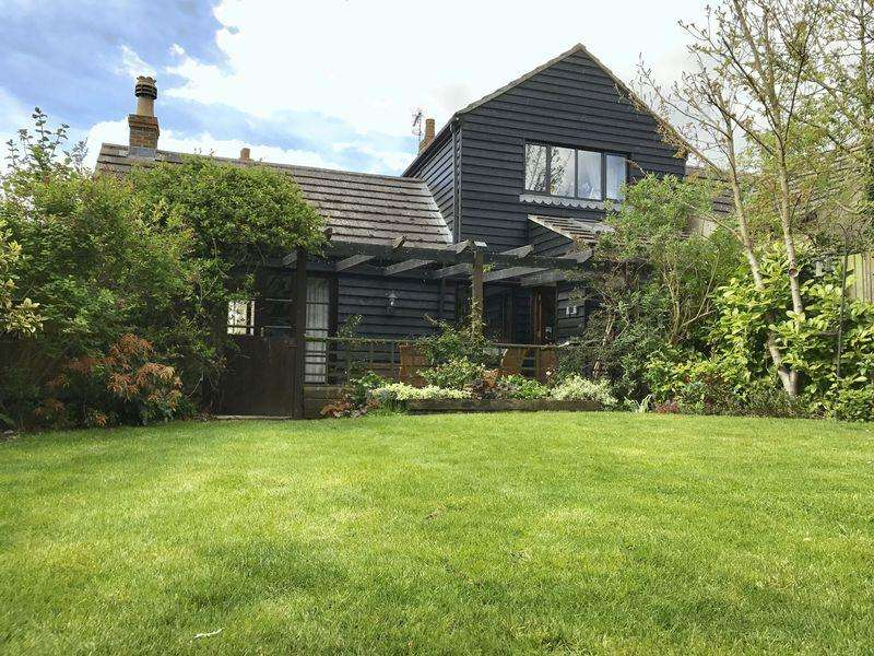4 Bedrooms Detached House for sale in Speed Lane, Soham