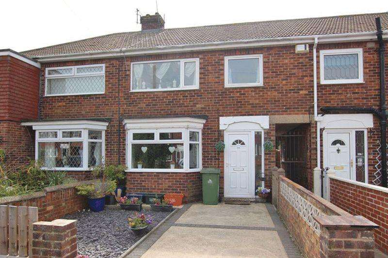 3 Bedrooms Terraced House for sale in PENSHURST ROAD, CLEETHORPES