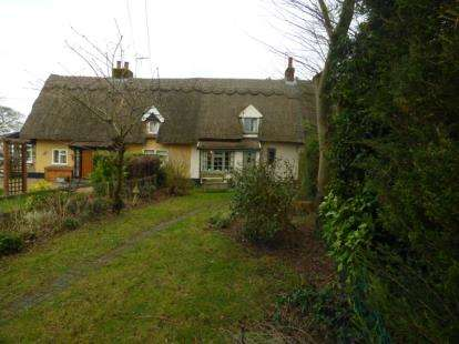 End Of Terrace House for sale in Hitcham, Ipswich, Suffolk