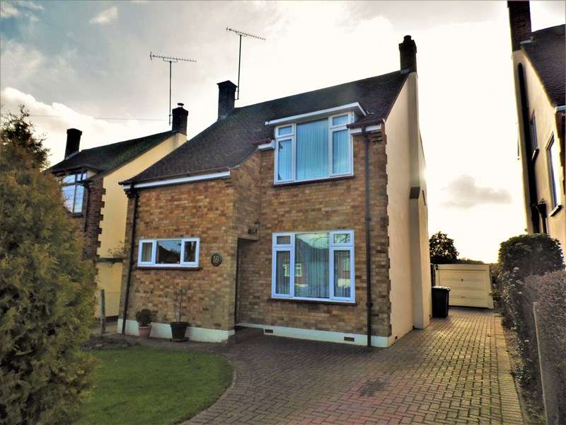 3 Bedrooms Detached House for sale in Nevern Road, Rayleigh