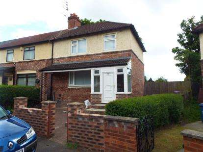 3 Bedrooms Semi Detached House for sale in Elms House Road, Liverpool, Merseyside, L13