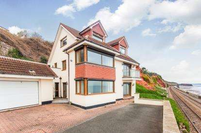 4 Bedrooms Detached House for sale in Dawlish, Devon, .
