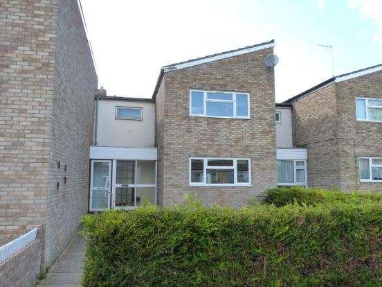 3 Bedrooms Terraced House for sale in Sefton Road, Martins Wood, Stevenage, Herts, SG1 5RN