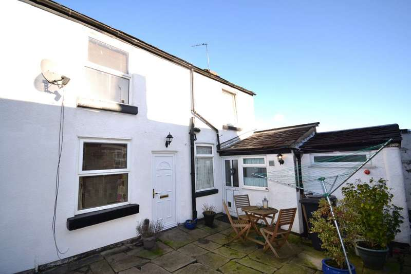 1 Bedroom Semi Detached House for sale in Pierce Street, Macclesfield