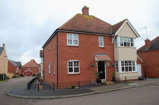 4 Bedrooms Detached House for sale in Watson Close, Timken, Northampton NN5 6UT