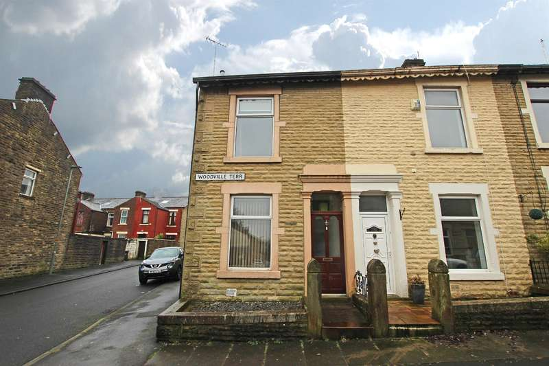 3 Bedrooms Terraced House for sale in Woodville Terrace Darwen BB3 2JH