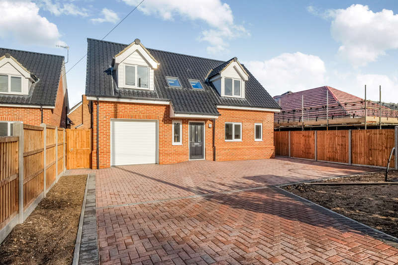 4 Bedrooms Detached House for sale in Church Road, Earsham, Bungay