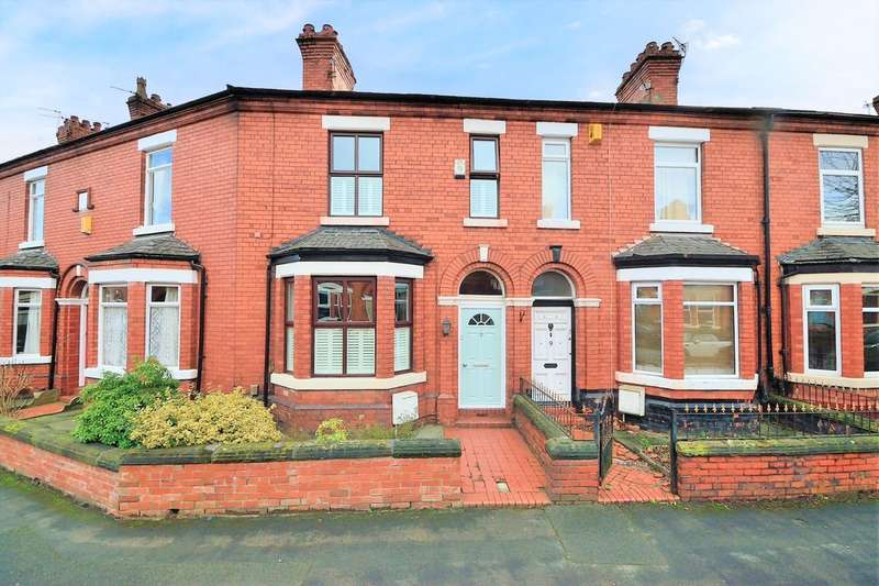 3 Bedrooms Terraced House for sale in Causeway Avenue, Warrington