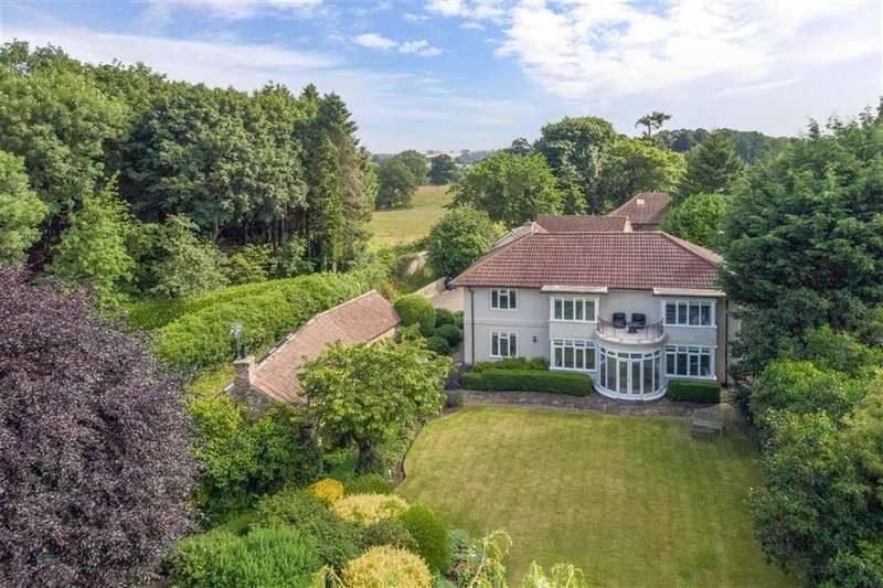 4 Bedrooms Detached House for sale in Coverdale Drive, Knaresborough, North Yorkshire