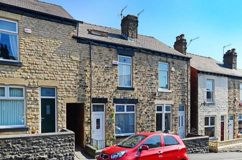 3 Bedrooms Terraced House for sale in Wynyard Road, Hillsborough