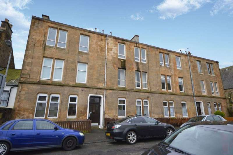 2 Bedrooms Flat for sale in 2/2, 41 Kerr Street, Kirkintilloch, Glasgow, G66 1LF