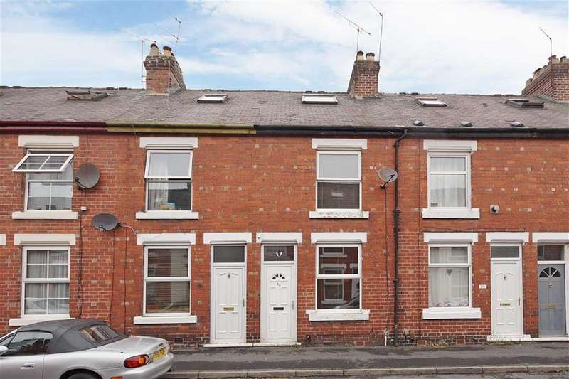 2 Bedrooms Terraced House for sale in Avenue Grove, Harrogate, North Yorkshire
