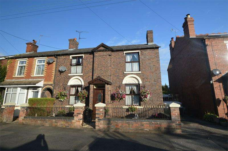 4 Bedrooms Semi Detached House for sale in James Street, Kinver