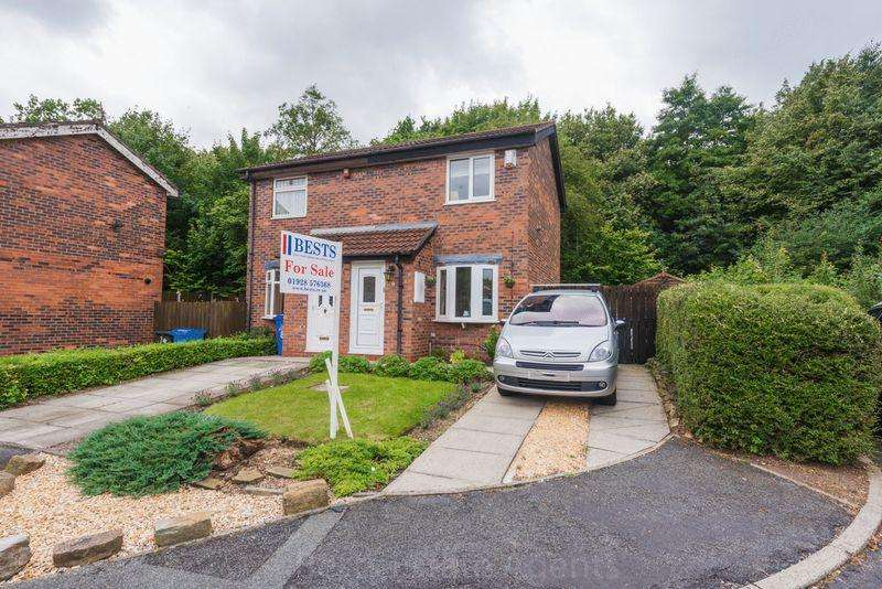 1 Bedroom Semi Detached House for sale in Chiswick Close, Runcorn